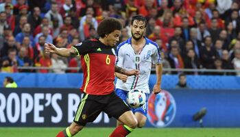 Belgique - Italie : duel de favoris