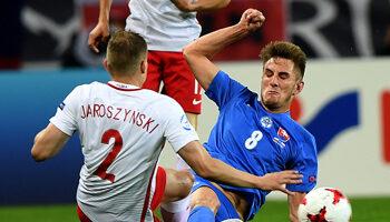 Pologne - Slovaquie : Lewandowski entre dans la compétition