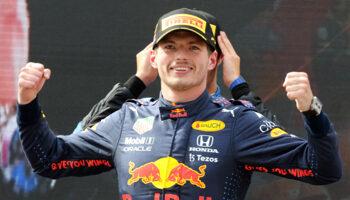 Grand Prix de Grande-Bretagne : Verstappen enchaîne et trône en tête du classement