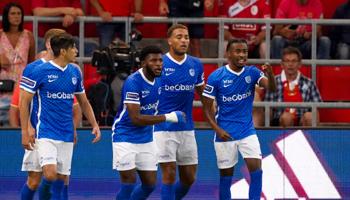 Standard Luik vs. KRC Genk, Jupiler Pro League, voetbalweddenschappen