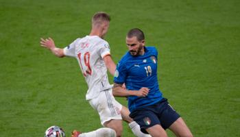 Italië - Spanje, 2021, voetbalweddenschappen