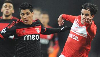 Spartak Moscou - Benfica : les Portugais favoris dès le match aller