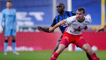Zulte-Waregem - Club de Bruges : victoire 0-6 la saison passée