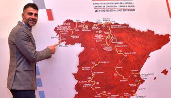 Tour d'Espagne : Roglic favori pour 3ème sacre