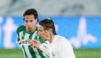 Betis Séville - Real Madrid : le Betis enchaîne les nuls