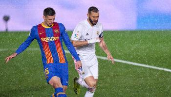 Barcelone - Real Madrid : le match de prestige de cette 10ème journée