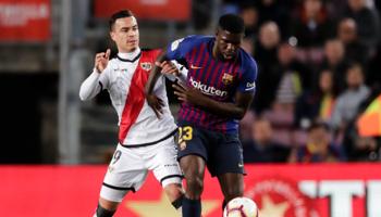FC Barcelona vs. Rayo Vallecano, La Liga, voetbalweddenschappen