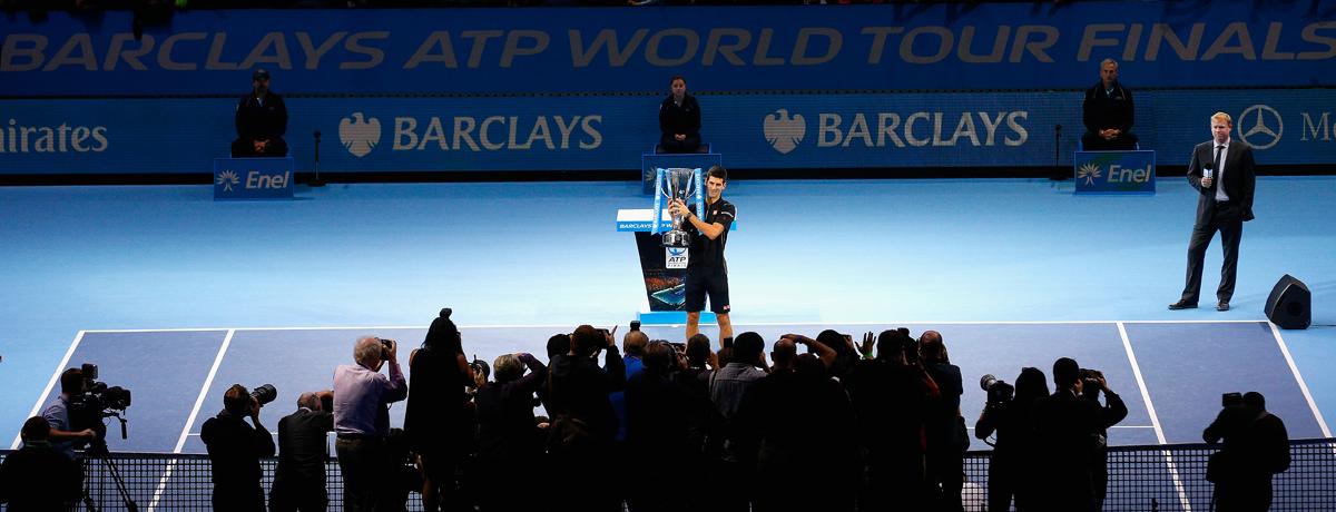 Die Tennis ATP World Tour mit bwin