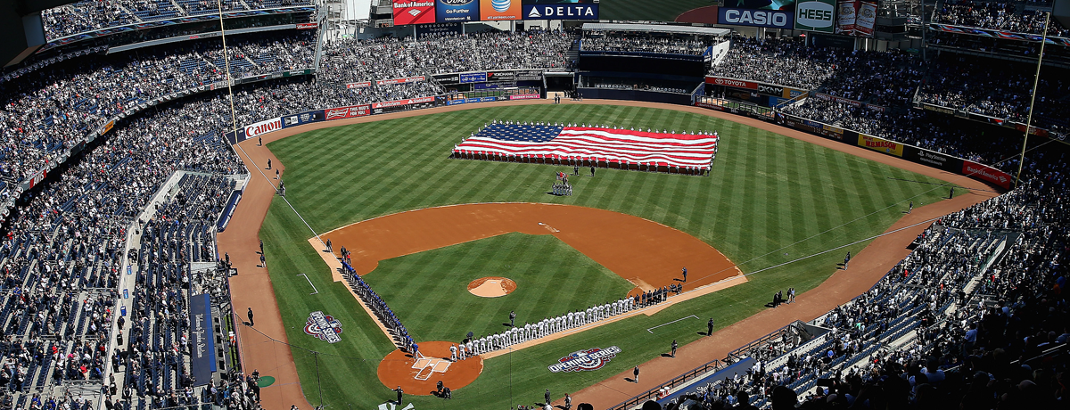 MLB, World Series & Co. - Wetten auf Baseball