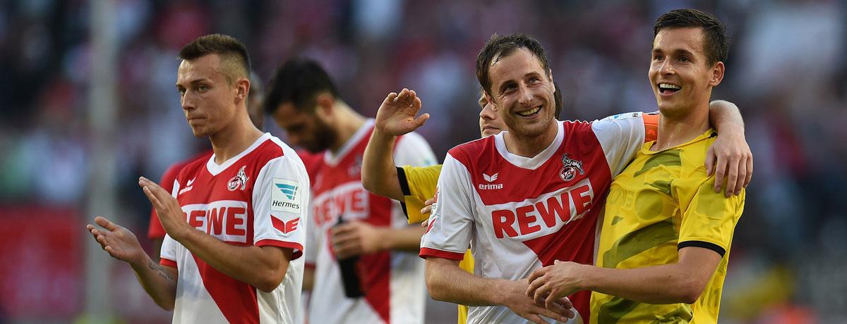 Kölle und der FC - Wetten zum 1.FC Köln