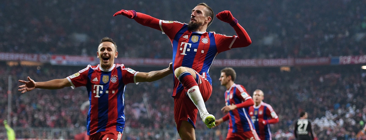 Wetten zum Rekordmeister FC Bayern München