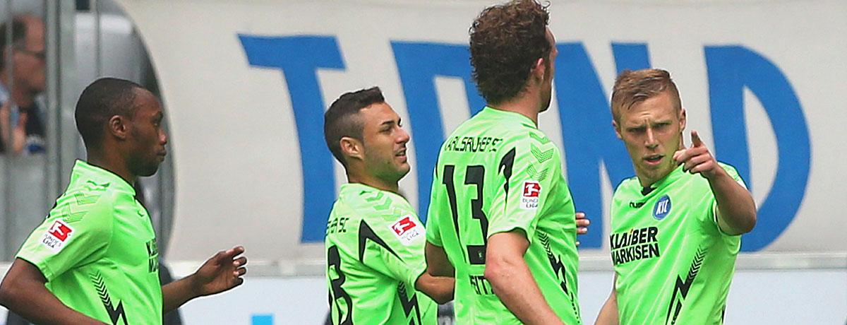 KSC in der Bundesliga - das hätte was