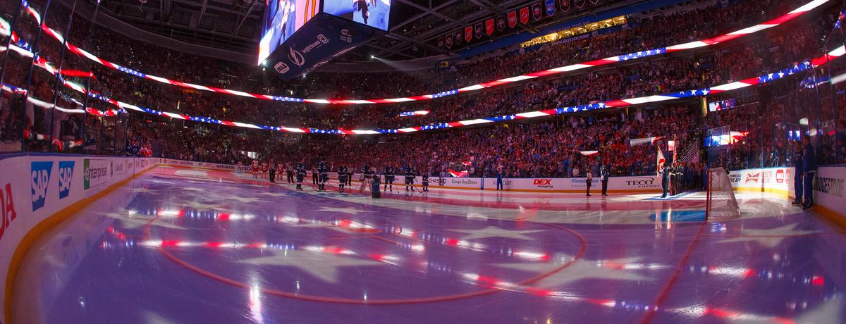 NHL, DEL & KHL: Eishockey-Wetten bei bwin