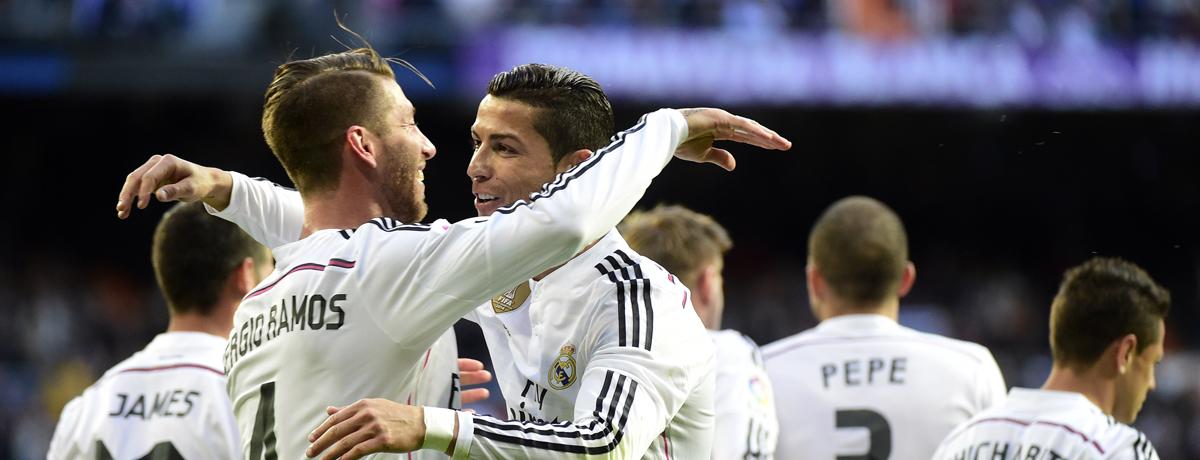 Königliche Sportwetten zu Real Madrid