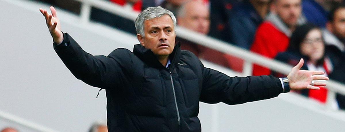Das Beste von Jose Mourinho - immer für einen Spruch gut!