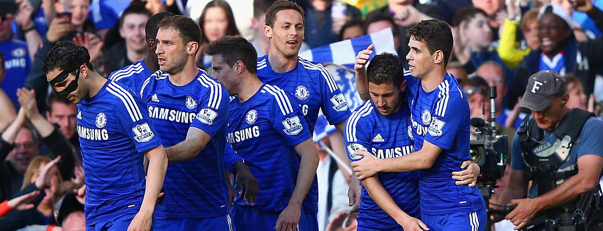 Die beste Elf der Premier League in dieser Saison