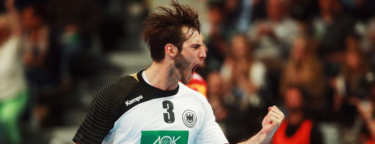 Handball EM-Quali: Der DHB ist wieder da