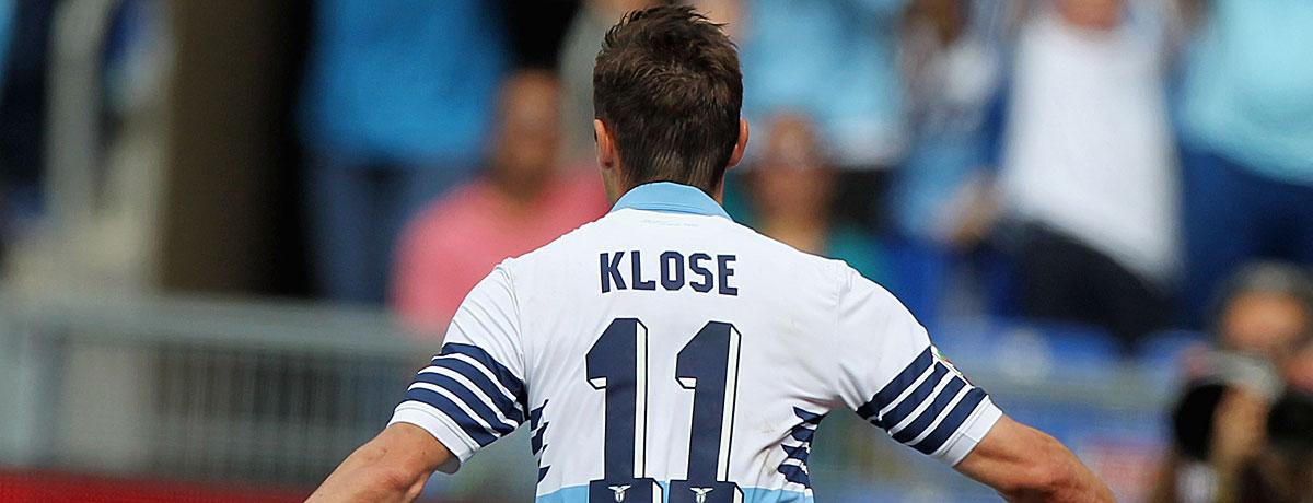 Wohin führt der Weg von Miroslav Klose?
