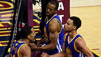 NBA-Playoffs: Curry & Co. zeigen Muskeln!