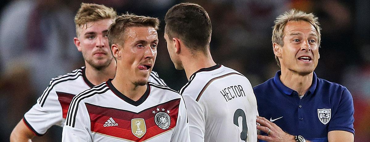 DFB: Freundschaftsspiele haben keinen Mehrwert