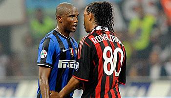 Zaubern Ronaldinho und Eto´o bald wieder zusammen?