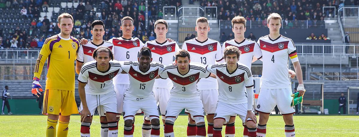 U19 EM mit Leroy Sané und Timo Werner
