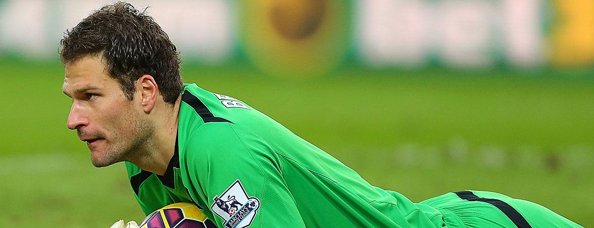 Asmir Begovic: Die Ulreich-Version der Premier League