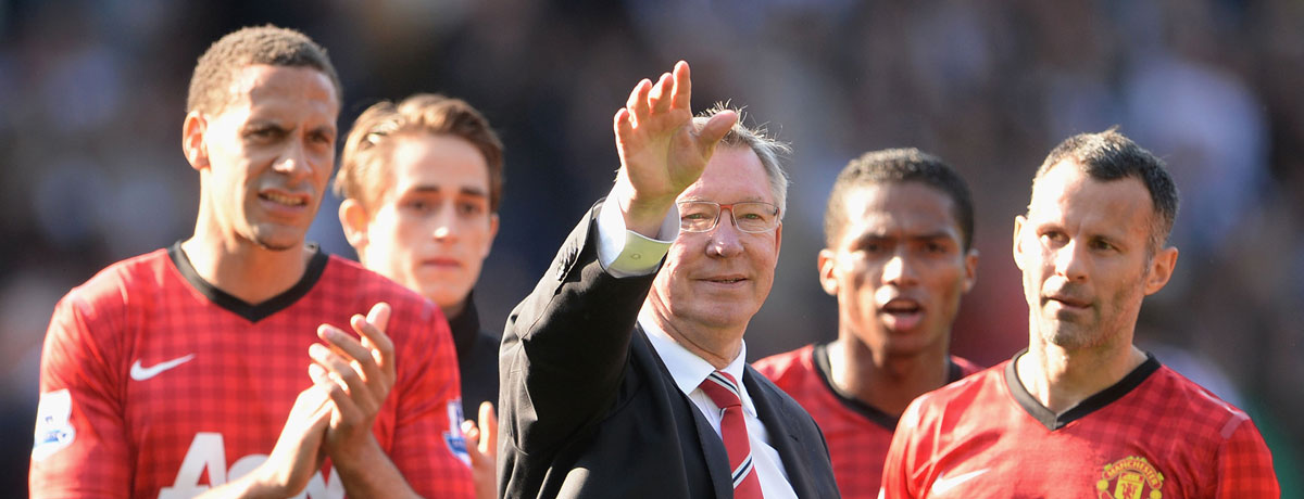 Manchester United: Von Ferguson ist (fast) nichts übrig geblieben