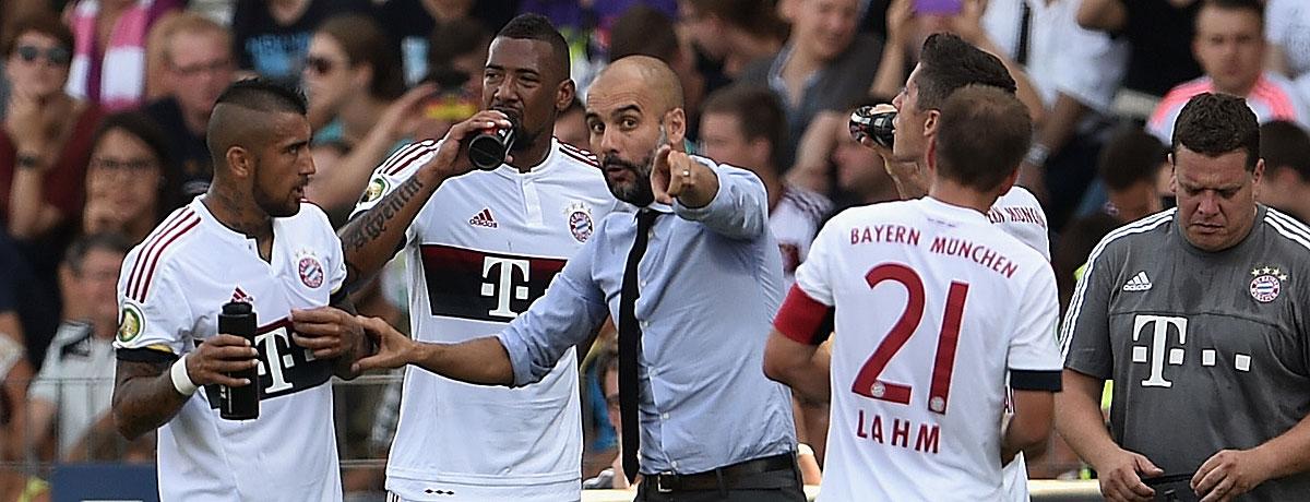2015/16: Der beste FC Bayern aller Zeiten?