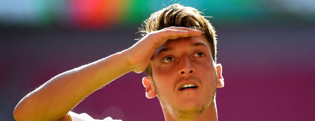 Mesut Özil: Bilanz nach 2 Jahren beim FC Arsenal