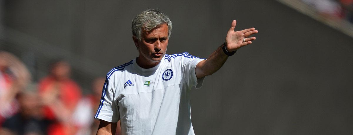 Jose Mourinho und seine irren Methoden