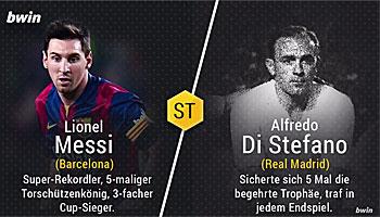 Best of: Champions League gegen Landesmeister-Pokal
