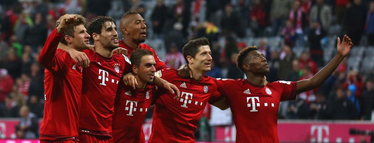 Wovon der FC Bayern noch träumt!