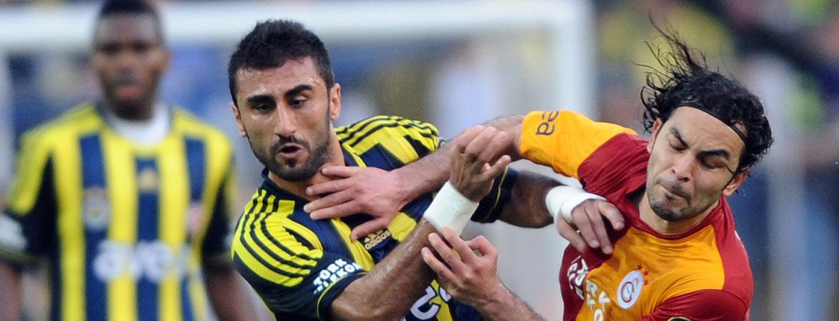 Fenerbahce - Galatasaray: Alles zum Derby