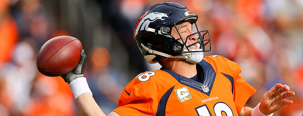 NFL-Rekord! Nächste Bestleistung von Peyton Manning