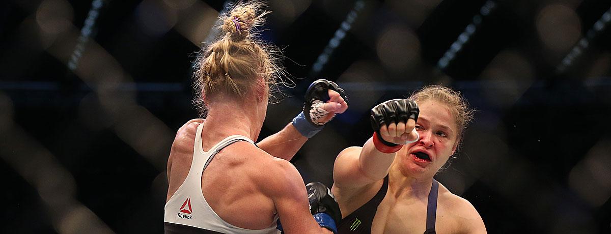 Sensation in der UFC: Weltmeisterin enthront!