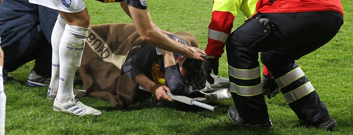 Johannes Flum und die schlimmsten Bundesliga-Verletzungen aller Zeiten