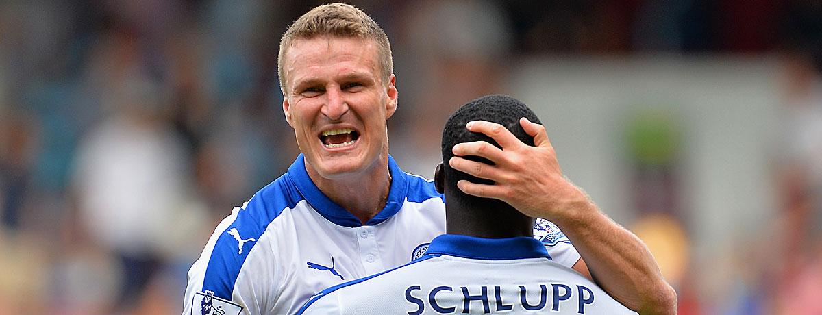 Leicester City: Das sind die Stars des Tabellenführers
