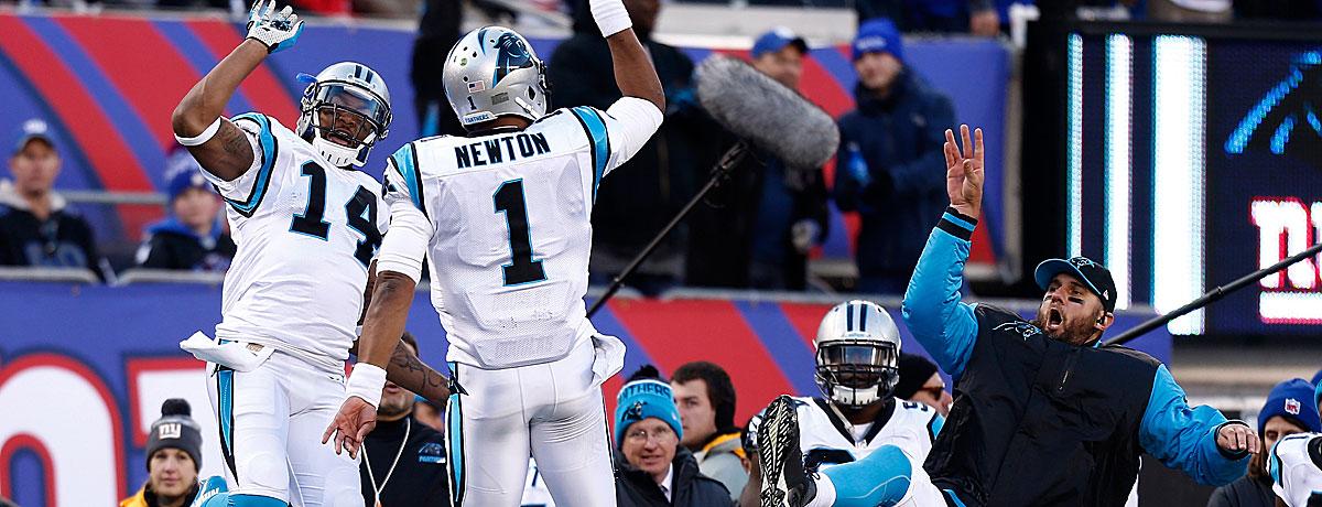 NFL: Wer steht schon als Division-Sieger in den Playoffs?