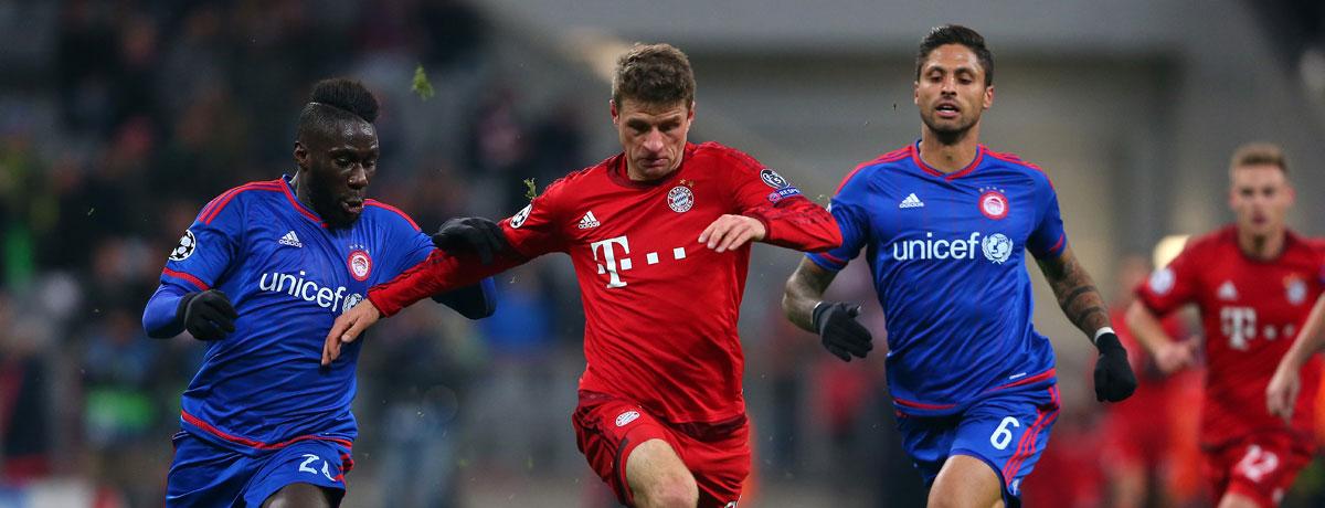 FC Bayern und Co.: Wer verliert seine Jungfräulichkeit?