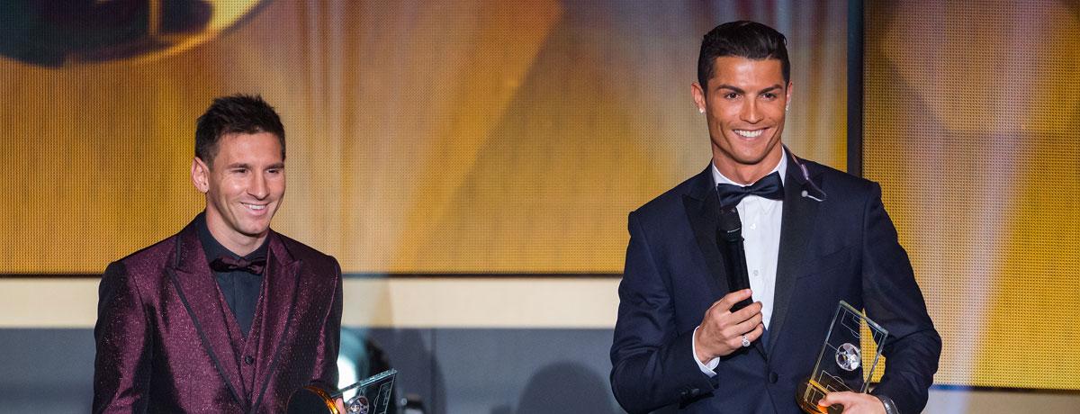 FIFA Ballon d'Or: Déjà-vu zum Achten