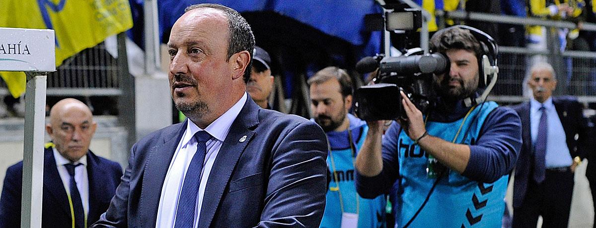 Rafael Benitez: Unterschiedliche Gründe für sein Scheitern