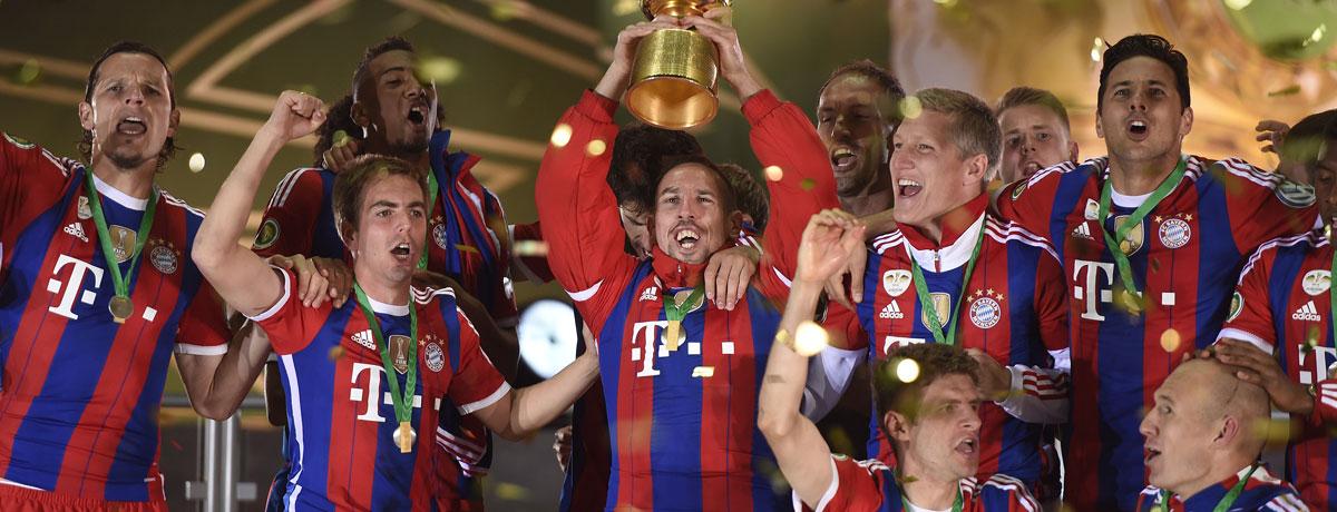 DFB-Pokal: Wenig Sensationen, viel Großklub-Dominanz!