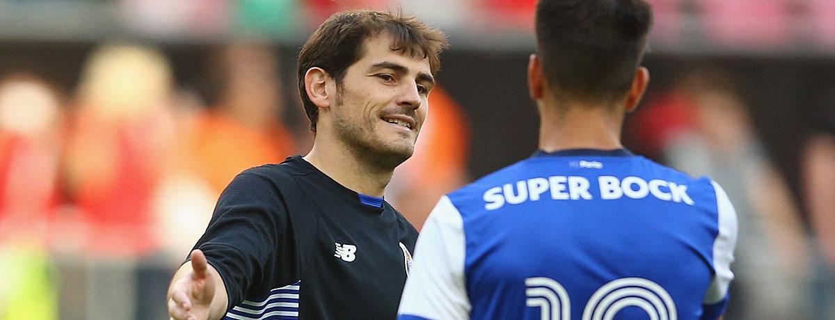 Iker Casillas: Auf das Duell mit Sporting hat er super Bock