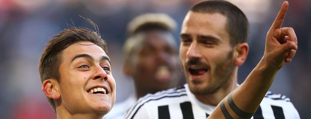 Juventus Turin: Die Auferstehung der Alten Dame