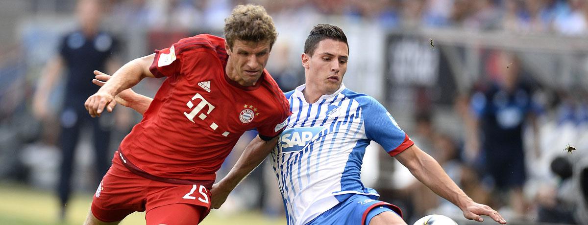 FC Bayern - Hoffenheim, Vorschau & Wetten