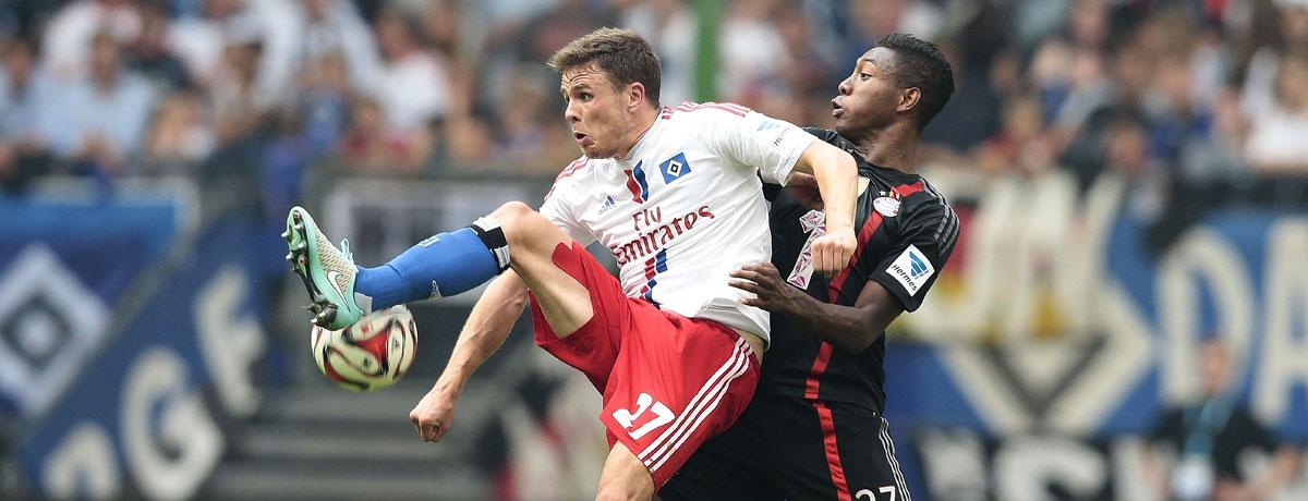 Hamburger SV - FC Bayern, Vorschau & Wetten