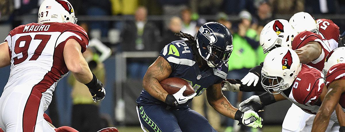 NFL: Nie mehr Beastmode!