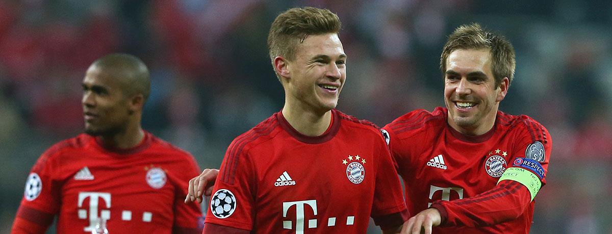 FC Bayern im CL-Rausch: Wetten, Quoten, Triple-Träume