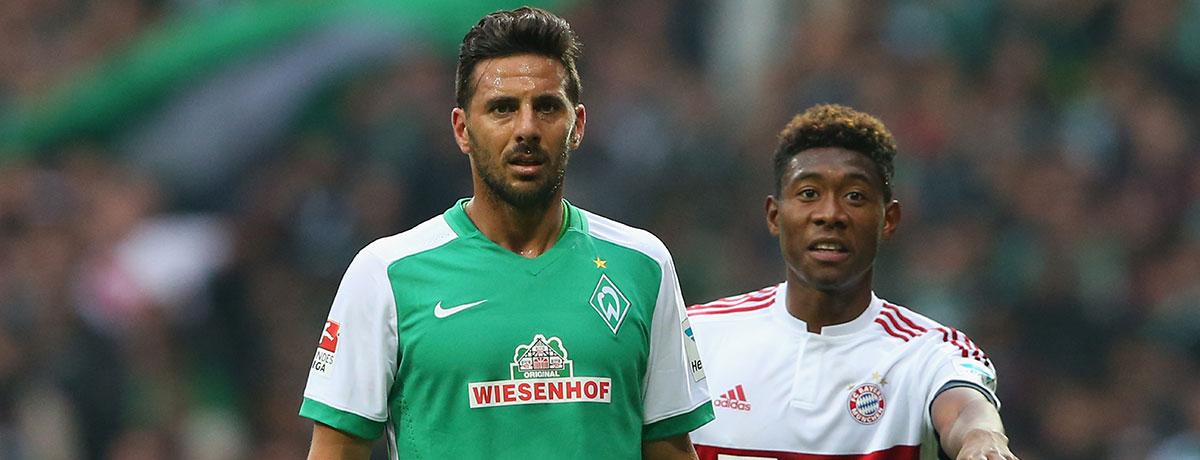 FC Bayern – Werder Bremen, Spielvorschau & Wetten